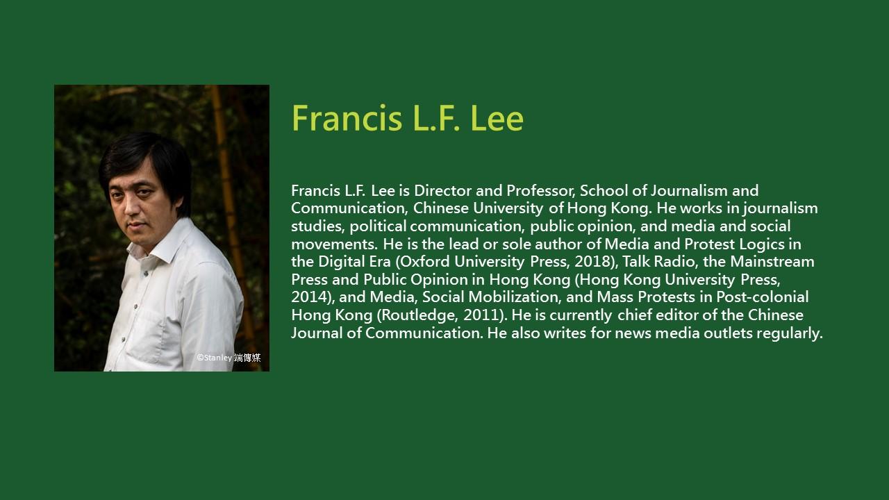 2020TIBE_Francis L.F. Lee