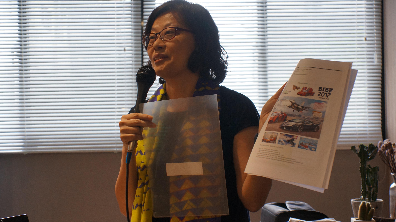 龍登出版業務總監孫梅華認為產品目錄最好做足準備。